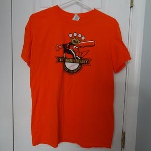 Baltimore Orioles 50th Anniversary Tee